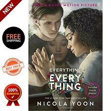 Everything, Everything Movie Tie-in by Nicola Yoon 2017 (Paperback, 336 Pages)