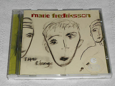 MARIE FREDRIKSSON THE CHANGE EU CD 2004 ROXETTE