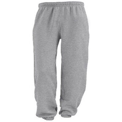 cheaper 60% discount discover latest trends Plain Sport Gray Grey Sweats Warm ups Sweatpants | eBay