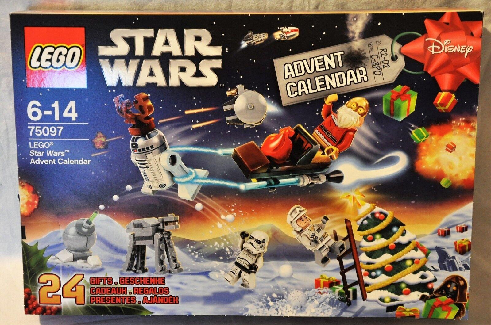 Lego 75097 Star Wars Adventskalender Adventskalender Adventskalender 2015 neu ungeöffnet f2323c