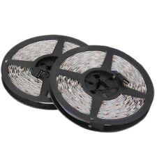 2 x 5M 10M 5050 SMD 600 LED RGB Flexibles Streifen-Licht Auto DC 12V GY