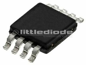 OPA2344EA-250-Texas-Instruments-Precision-Op-Amp-RRIO-1MHz-3-V-5-V-8-Pin-MSOP