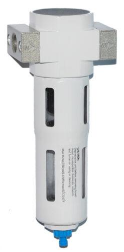 """3//4/"""" 40Um Druckluft Wartungseinheit Wasserabscheider Filter für Kompressor"""