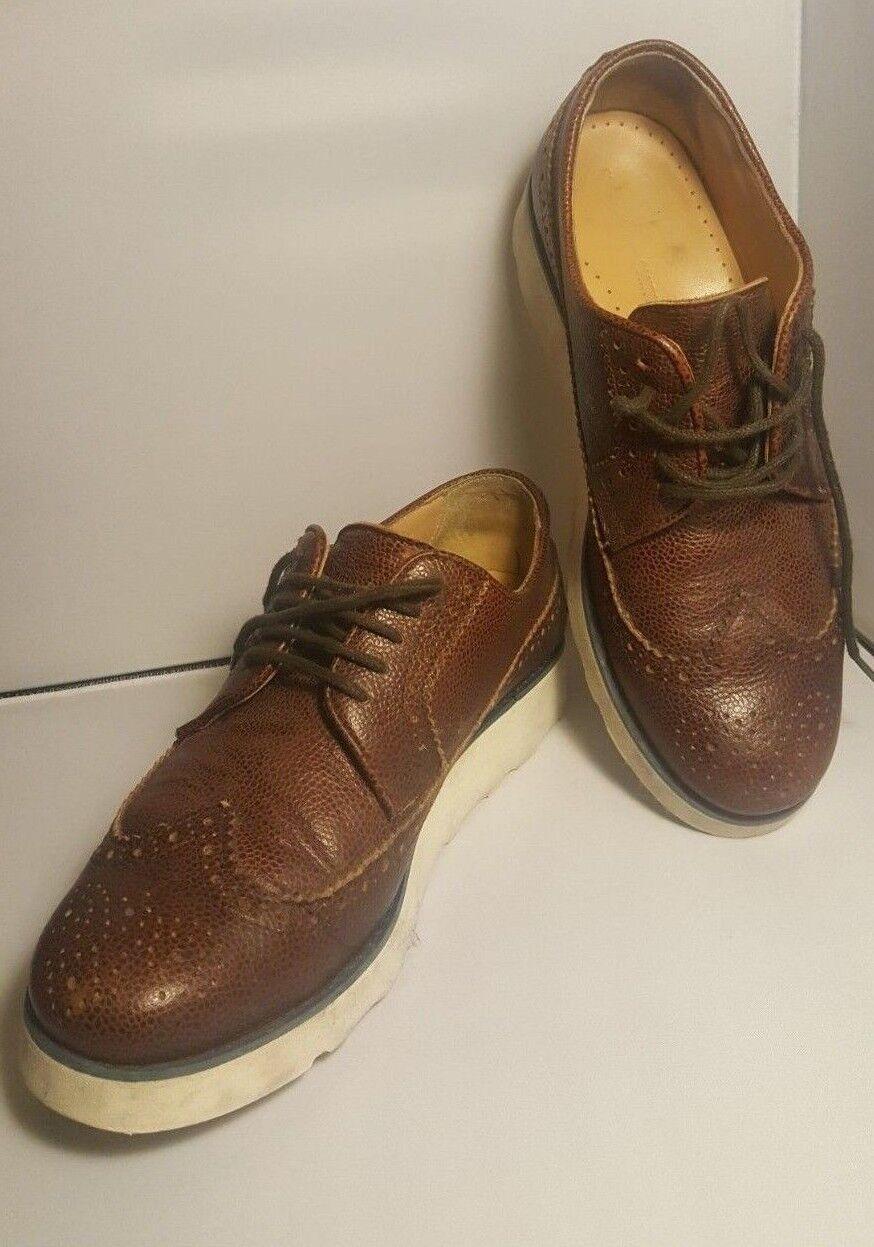 COMME DES GARCONS × GENERIC-Homme Chaussures Marron