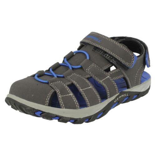 Boys Merrell Closed Toe Sandals /'Waterpro Web/'