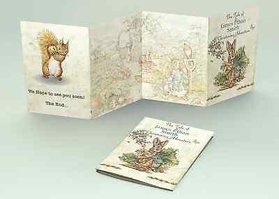 Personalizzato Fatto A Mano Peter Rabbit Battesimo/compleanno Inviti + Busta-mostra Il Titolo Originale Diversificato Nell'Imballaggio