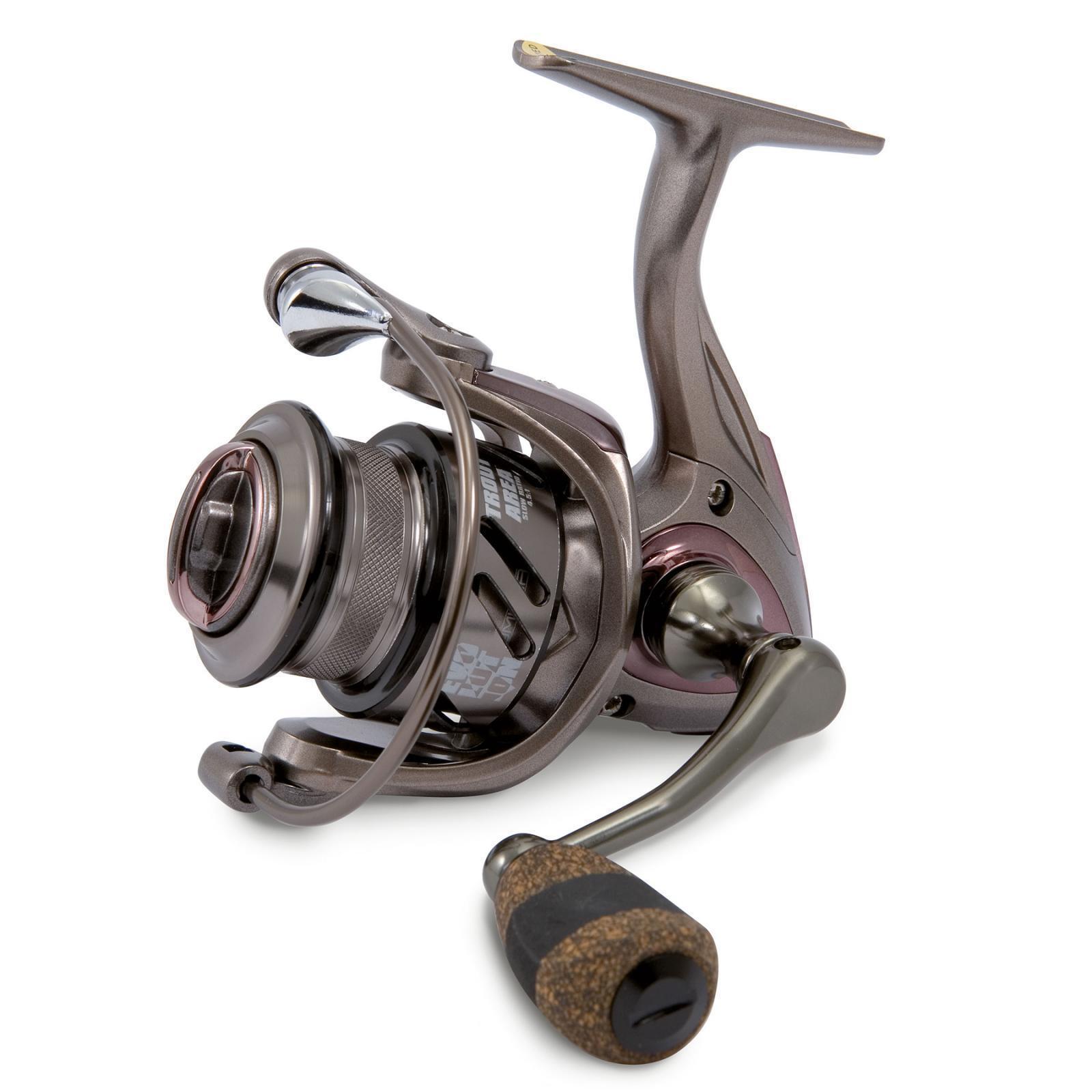 NM10321120 Mulinello Pesca Nomura Hiro Evolution 2000 Trout Area 10+1 Bb PP