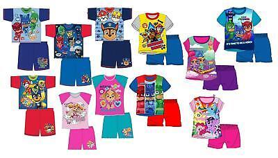 Fashion Style Children's Ragazzi Ragazze Sleepwear Pigiami Pigiama Set Pigiameria Regalo Pjs-mostra Il Titolo Originale Acquista One Give One