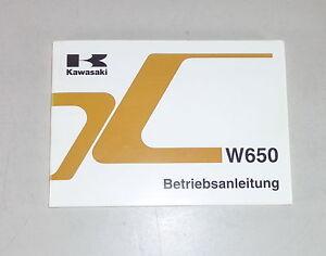Instrucciones-Servicio-Manual-Kawasaki-W-650-Stand-01-1999