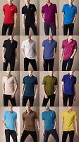 Burberry Brit mens short sleeve nova check placket polo shirt tshirt s,m,xl,3xl