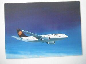 Carte Postale Lufthansa Avion Airbus A310 A 310 200 A 310 300 Neuve Ebay