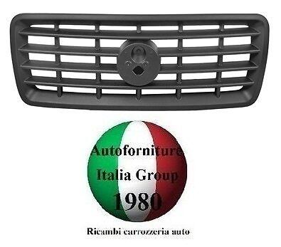 GRIGLIA RADIATORE NERA COFANO ANTERIORE MASCHERA FIAT SCUDO 03/>06 2003 AL 2006