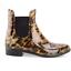 thumbnail 2 - NEW Lauren Ralph Lauren Women's Tally Rain Boots Size 6 Brown Leopard Print $115