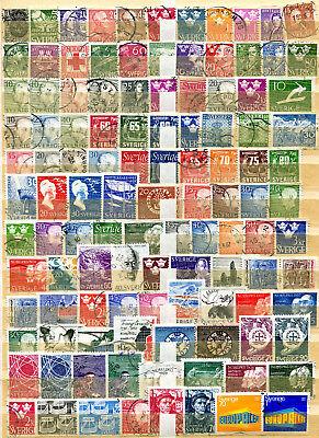 Sammlung O Aus 1911-1972 Gesundheit FöRdern Und Krankheiten Heilen 39554 Kl Schweden