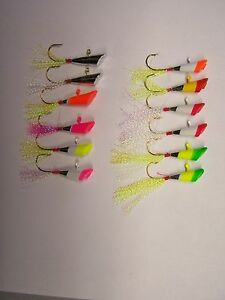 SHAD-DARTS-12-ASSORTED-COLORS-TIN-1-8-OZ
