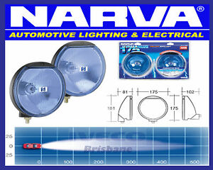 Details about New NARVA ULTIMA 175 Blue Combination Beam Driving Light on