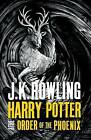 Harry Potter and the Order of the Phoenix by J. K. Rowling (Hardback, 2015)