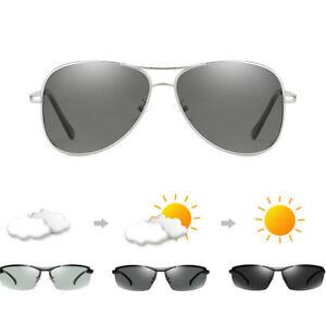 ba3d553df0 Image is loading Polarized-Photochromic-Sunglasses-Cool-UV400-Driving- Transition-Lens-
