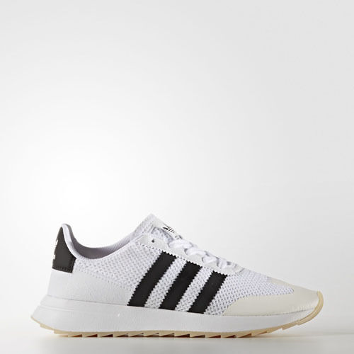 new styles a0749 4b70d adidas Ba7760 Men Flashback Running Shoes White Black SNEAKERS 270us 9 for  sale online  eBay