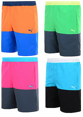 New Mens Puma Bermuda Swim Beach Swim Swimming Surf Board Summer Shorts