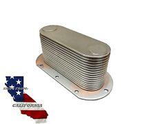 Aftermarket Replacement for Detroit Diesel 6V-71 8V-71 MTU 8547547 Oil Cooler
