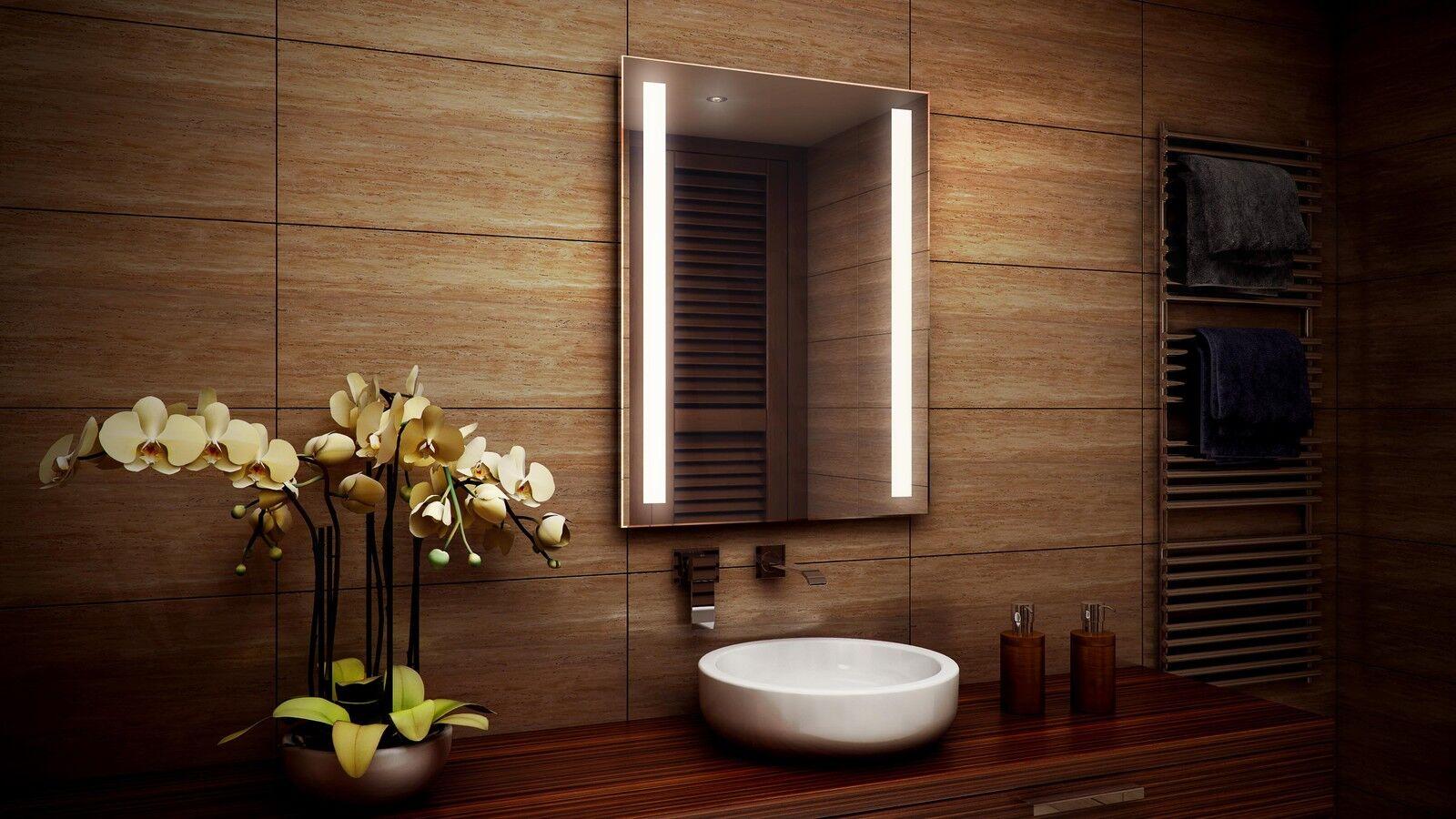Design Miroir top qualité 'pp-MX' nouveau ledspiegel Lumière Lumière Lumière Miroir Miroir de salle LED | Des Styles Différents  770605