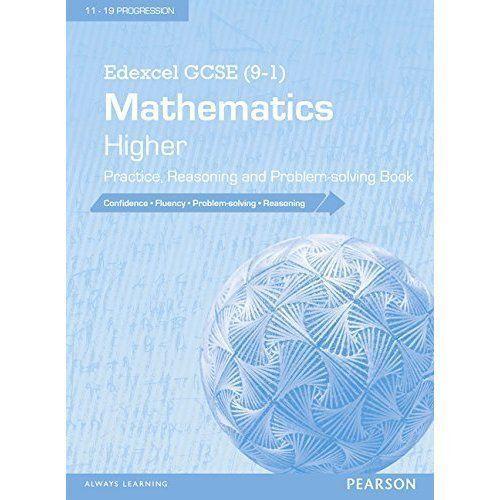 1 of 1 - Edexcel GCSE (9-1) Mathematics: Higher Practice, Reasoning and Problem-solving B