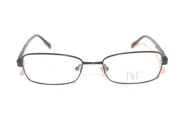Diane Von Furstenberg DVF 8004 Eyewear Eyeglass Frames Womens Navy ...