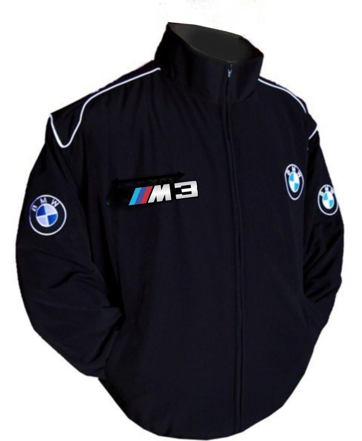BMW-M3 - Chaqueta-cazadora-Jaquette.  BMW Serie.M3. todo equipo de Cochereras con el logotipo en Brodery  primera reputación de los clientes primero