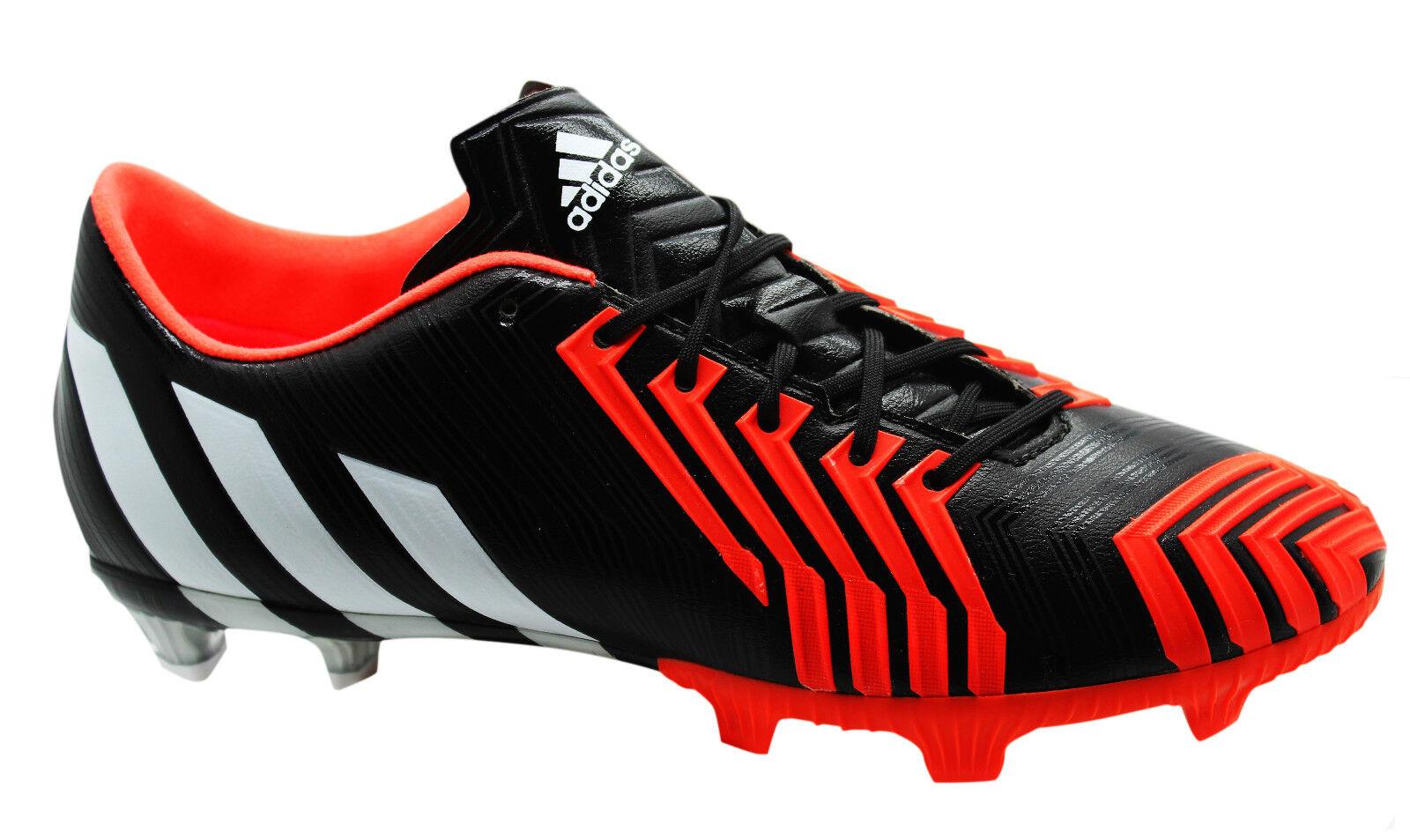 Adidas Projoator instinto Fg Tierra Firme Para Hombre botas de fútbol Negro b24152 D1