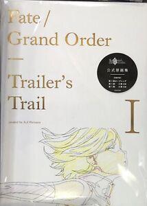 Fgo-Fate-Grand-Orden-Trailer-039-s-i-Creado-por-A-1-Imagenes-Japones-Animator-Libro