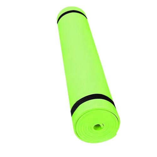 4MM EVA Exercise Mat Thick Durable Yoga Mat Non-Slip Exercise Fitness Pad Mat UK