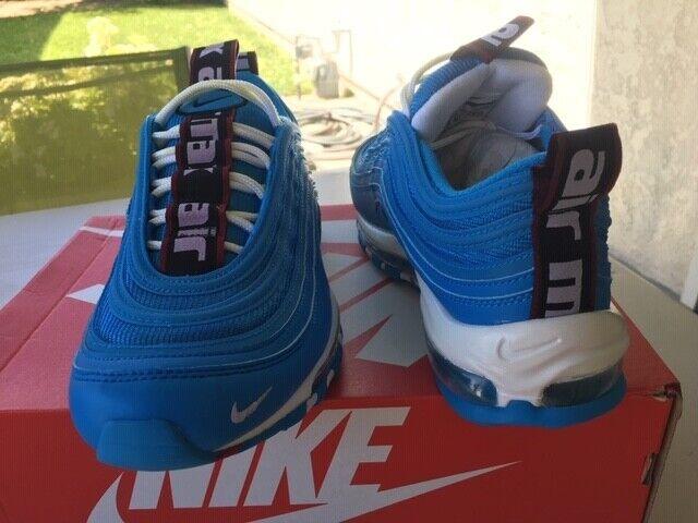 NIKE AIR MAX 97 PREMIUM blueE 8.5