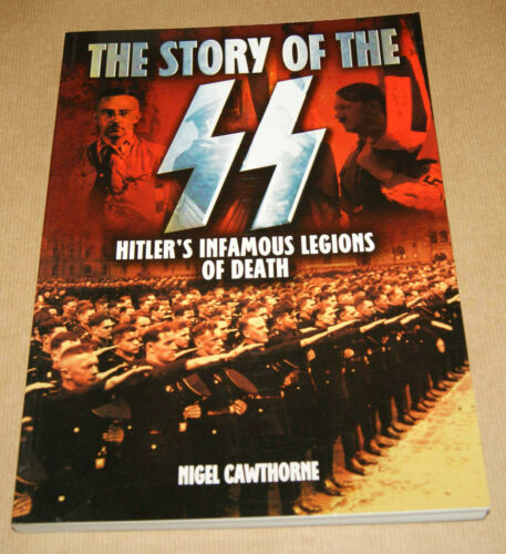 1 of 1 - The Story of the SS by Nigel Cawthorne    UNREAD/minor shop wear to covers