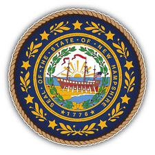"/""Don't MA My NH"" BUMPER CAR DECAL STICKER Don't Massachusetts My New Hampshire"