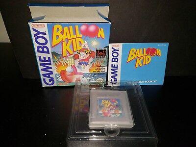 Balloon Kid (Nintendo Game Boy) GB Complete Boxed CIB | eBay
