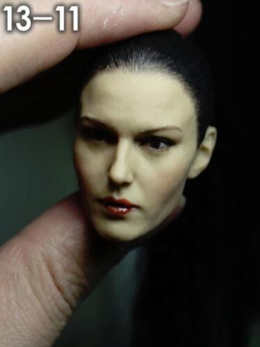 KUMIK 1//6 Black Hair Female Head sculpt KM13-11 For 12/'/' Female Figure Body