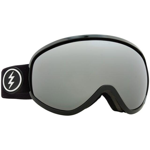 d300650c5b80 Electric Visual Mesher Gloss Black Snowboarding Goggles (Brose   Silver  Chrome)