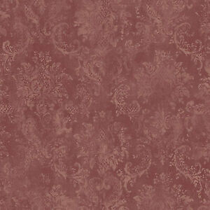 Canvas Damask Wallpaper Roll Lable