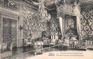 Palais-de-Fontainebleau-Camera-da-letto-di-Marie-Antoinette