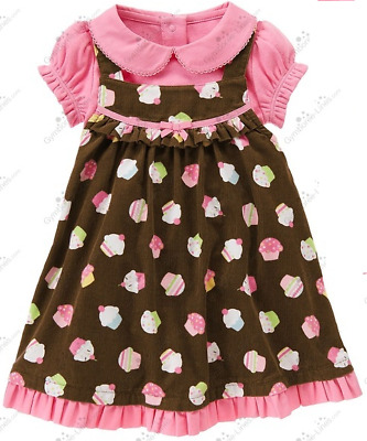 One World Pink Necklace Girl/'s 2pc Outfit-2T-NWT