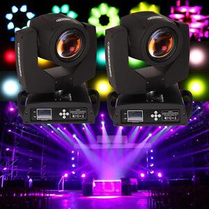 2X 230W 7R DMX Beam Moving head Stage Light Licht DJ Bar Bühnenbeleuchtung