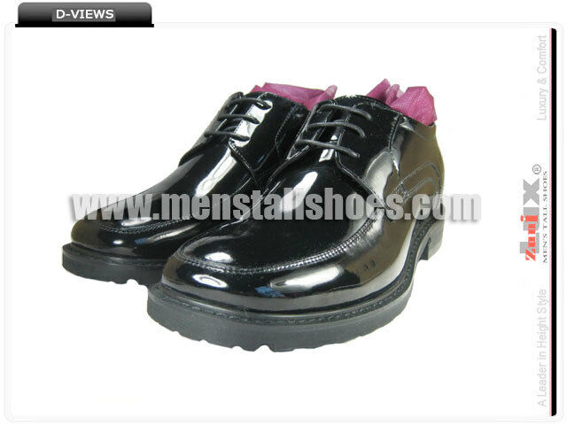 Height Raised Elevator dressy shoes-3  taller height JD2060