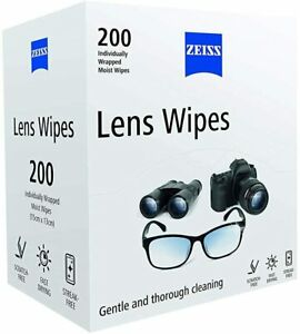 ZEISS Lens Wipe - Pack of 200