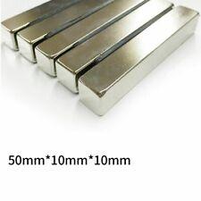 135pcs N35 Super Strong Block Square Rare Earth Neodymium Magnets 501010mm