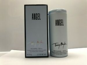 Angel-Thierry-Mugler-2-7-oz-75-G-Glittering-Body-Powder-REFILL-Rare-Not-Sealed