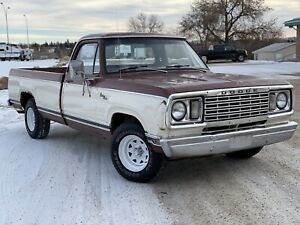 1977 Dodge Other Pickups