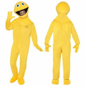 Details about Official Rainbow Zippy George TV Show 70s 80s 90s Characters  Fancy Dress Costume