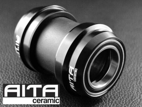 AITA Ceramic PF30 to Campagnolo Ultra Torque 25mm Cranks Ceramic Bottom Bracket