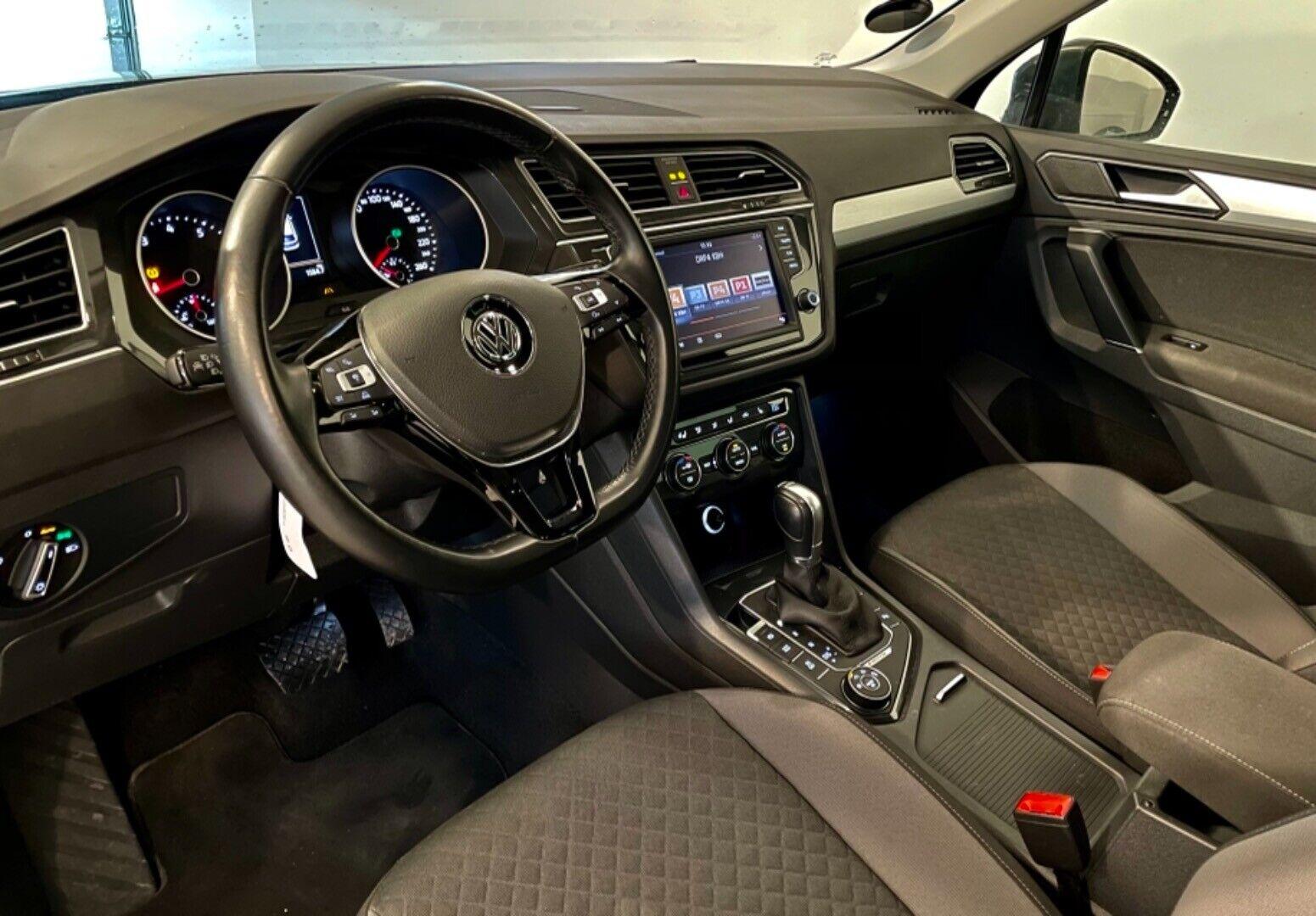 VW – Tiguan